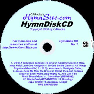 HymnDiskCD#1